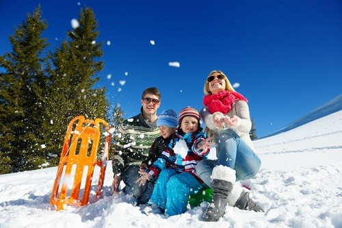 Family Friendly Winter Activities