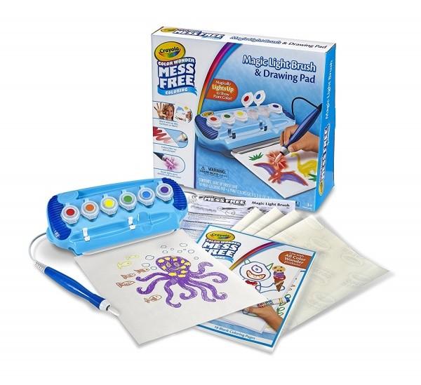 Crayola Magic Light Brush and Drawing Pad
