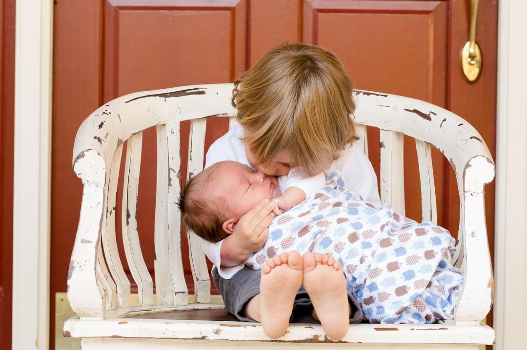Ways to Help Your Children Adjust to a New Baby
